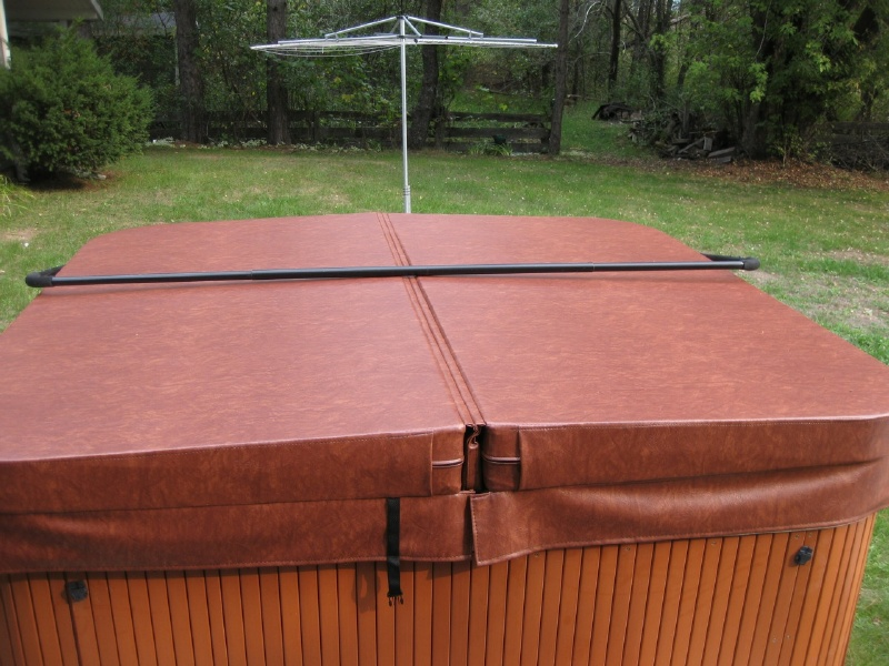 Which direction should my hot tub cover fold? | Hot Tub Cover Pros