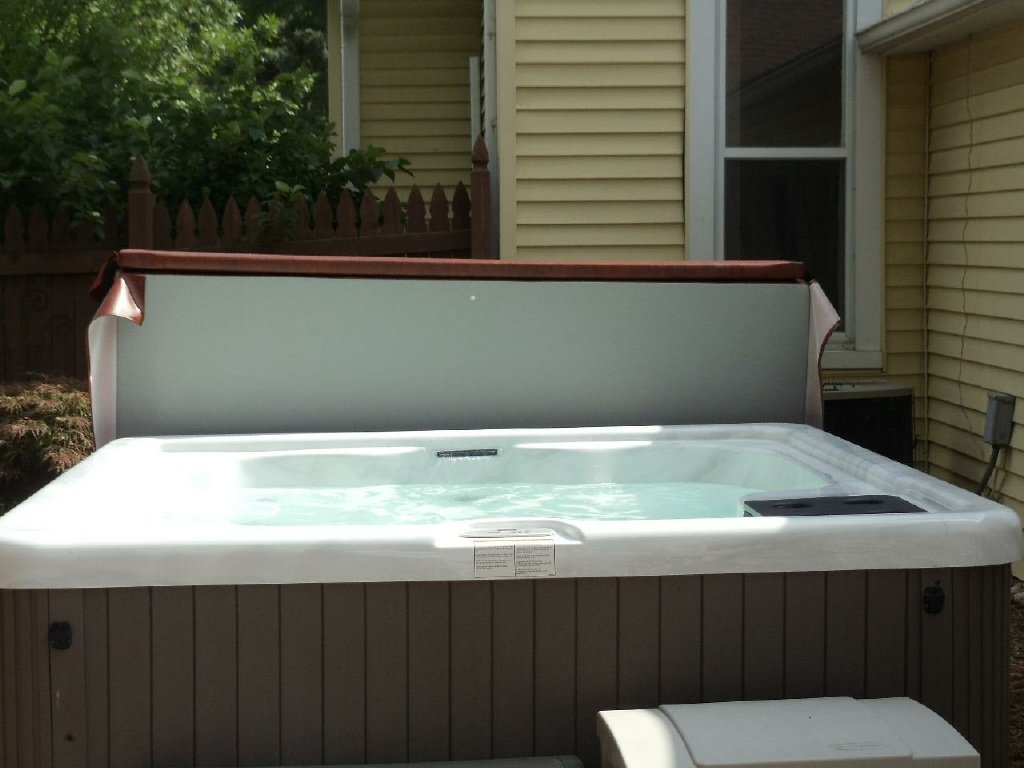 Should I get a hot tub cover lifter or removal system? | Hot Tub ...